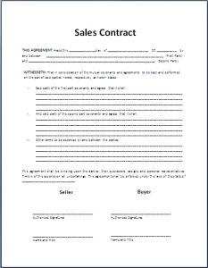 printable-2019-Sales-Contract-Template